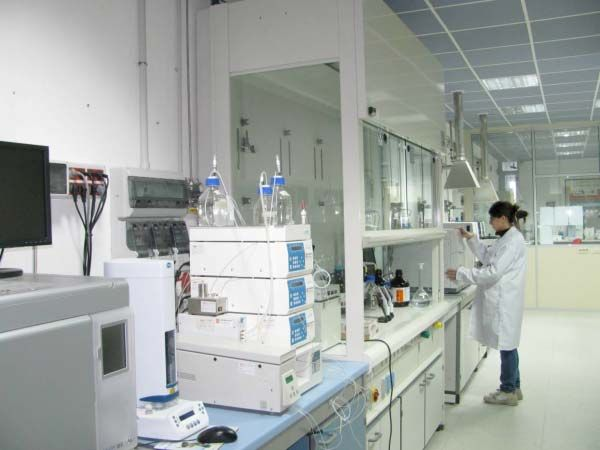 Analisi ambiante in laboratorio scientifico